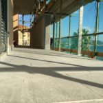 Manutenzione straordinaria della facciata diano marina