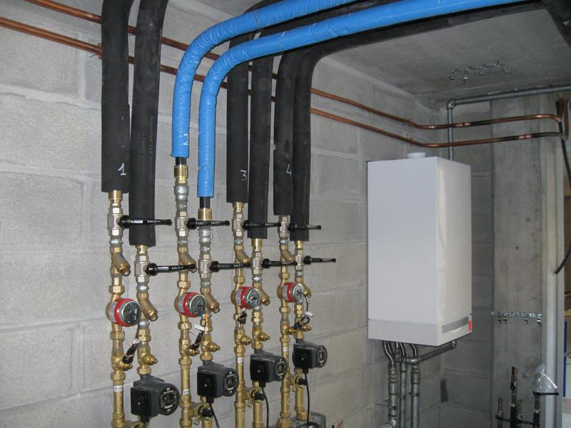 Impianti di riscaldamento top srl